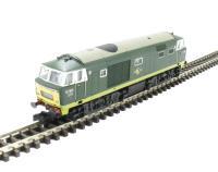 Dapol 2D-018-003 Class 35 Hymek D7013 in BR green