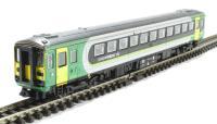 Dapol 2D-020-002 Class 153 DMU 153371 in London Midland grey & green