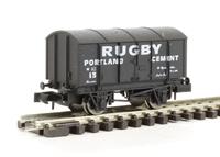 """Dapol 2F-013-011 Gunpowder van """"Rugby Cement"""""""