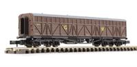 Dapol 2F-024-001 Siphon G milk wagon 1447 in GWR livery