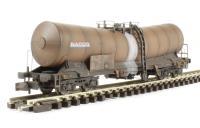 Dapol 2F-027-004 Silver Bullet wagon Nacco # 33 80 7898 044 - weathered