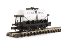 "Dapol 2F-031-005 6 Wheel Milk Tanker ""Co-op London"""