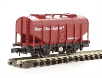 "Dapol 2F-036-002 Bulk grain hopper ""Bass Charrington"""