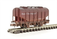 "Dapol 2F-036-006 Bulk Grain Hopper ""Bass Charrington"" - weathered"