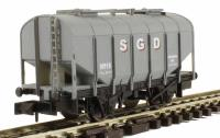 "Dapol 2F-036-017 Bulk Grain Hopper ""Scottish Grain Distillers"""