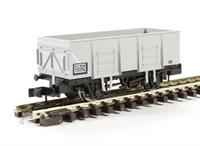 """Dapol 2F-038-005 20 Ton steel mineral wagon """"BR"""""""
