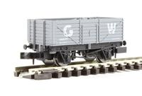 """Dapol 2F-071-014 7 plank wagon """"GWR"""""""