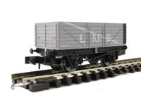 "Dapol 2F-071-003 7 plank wagon ""LMS"""