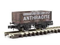 """Dapol 2F-071-010 7 plank wagon """"Ammanford Colliery"""" (ex-NB109)"""