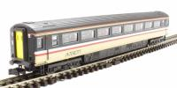 Dapol 2P-005-232 Mk3 Intercity Swallow 2nd Class #12019 loco hauled