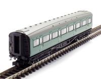 Dapol 2P-012-301 Maunsell Coach BR 1st Class SR Green 7665