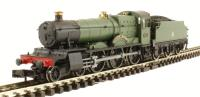 "Dapol 2S-001-001 Class 7800 Manor 4-6-0 7801 ""Anthony Manor"" in GWR green with shirtbutton emblem"