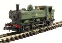 Dapol 2S-007-010 Class 57xx Pannier 0-6-0 8700 in GWR green with shirtbutton emblem