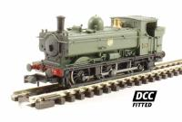 Dapol 2S-007-011D Class 57xx Pannier 0-6-0 6746 in GWR green with shirtbutton emblem - DCC fitted