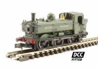 Dapol 2S-007-013D Class 57xx Pannier 0-6-0 9744 in British Railways green - DCC fitted