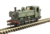 Dapol 2S-007-013 Class 57xx Pannier 0-6-0 9744 in British Railways green