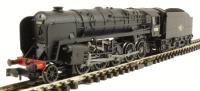Dapol 2S-013-001 Class 9F 2-10-0 92088 in BR black with late crest & BR1C tender