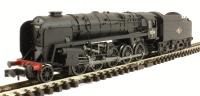 Dapol 2S-013-002 Class 9F 2-10-0 92226 in BR black with late crest & BR1G tender