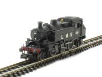 Dapol 2S-015-001 Class 2MT Ivatt 2-6-2 in LMS black