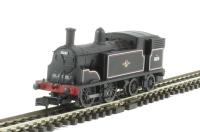 Dapol 2S-016-003 Class M7 0-4-4 in BR black with late crest