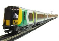 Bachmann Branchline 31-031 Class 350/2 Desiro 4 Car EMU 350 238 in London Midland livery