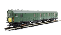 Bachmann Branchline 31-266 Class 419 Motor Luggage Van (MLV) in BR Southern Region green with yellow panel