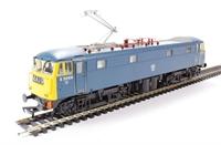 Bachmann Branchline 31-677 Class 85 (AL5) Bo-Bo Electric E3056 in BR Blue with single pantograph.