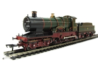 "Bachmann Branchline 31-727 Class 3700 City GWR 4-4-0 3439 ""City Of London"" GWR Green Monogram"