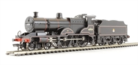 Bachmann Branchline 31-932DC Class 1000 Midland Compound 4-4-0 40934 in BR lined black with early emblem. DCC On Board