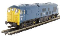 Bachmann Branchline 32-431DC Class 24 24077 in BR blue with indicator discs. DCC Fitted