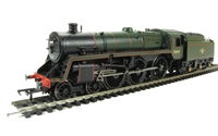 Bachmann Branchline 32-508 Standard Class 5MT 73049 in BR lined green with late crest & BR1 tender