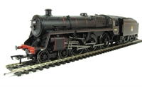 Bachmann Branchline 32-509 Standard class 5MT 73109 in BR lined black with early emblem and BR1B tender