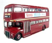 "EFE 32102EFE RMF Routemaster d/deck bus ""Northern General"""