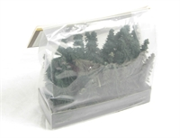"""Bachmann Scene Scapes 32157 2"""" - 4"""" Spruce Trees - Pack Of 36"""