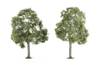 """Bachmann Scene Scapes 32207 Pack of 2 x 5"""" Walnut trees"""