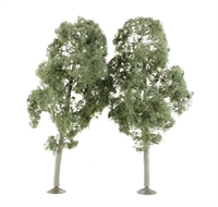 """Bachmann Scene Scapes 32211 Pack of 2 x 8"""" Maple trees"""
