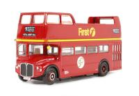 """EFE 33105EFE RMC Routemaster Open Top """"First"""""""