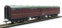 Bachmann Branchline 34-654C Thompson 63ft full brake in BR maroon