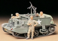 Tamiya 35175 British Universal Carrier / Bren Gun carrier MkII with 3 figures