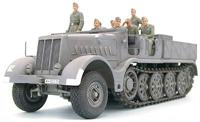 Tamiya 35239 German 18 ton Half-Track FAMO SdKfz 9