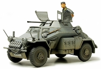Tamiya 35270 Sd.Kfz. 222 with photo etched parts