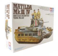 Tamiya 35300 Matilda MkIII/IV British Infantry Tank