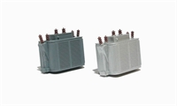 Bachmann Branchline 36-002 2 x Electricity board transformers