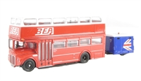 EFE 36202 RMA Routemaster & Trailer 'British European Airways'.
