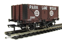Bachmann Branchline 37-082A 7 plank end door wagon in Park Lane Wigan livery