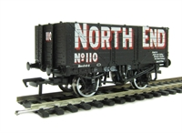 Bachmann Branchline 37-085A 7 plank end door wagon in North End livery