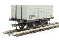 Bachmann Branchline 37-158C 8 plank end door wagon in BR grey
