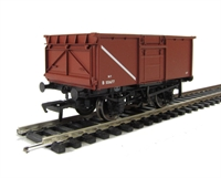 Bachmann Branchline 37-226F 16 ton steel mineral wagon with top flap doors in BR bauxite