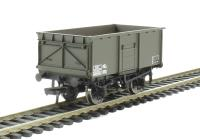 Bachmann Branchline 37-255 16 ton steel mineral wagon without top flap doors in Departmental olive green