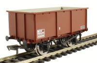 Bachmann Branchline 37-279 27 ton steel tippler wagon in BR bauxite
